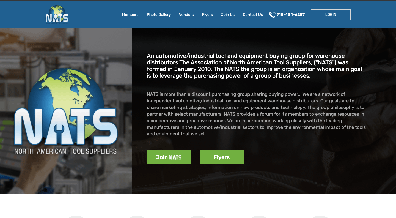 Northern America Tools Supplers